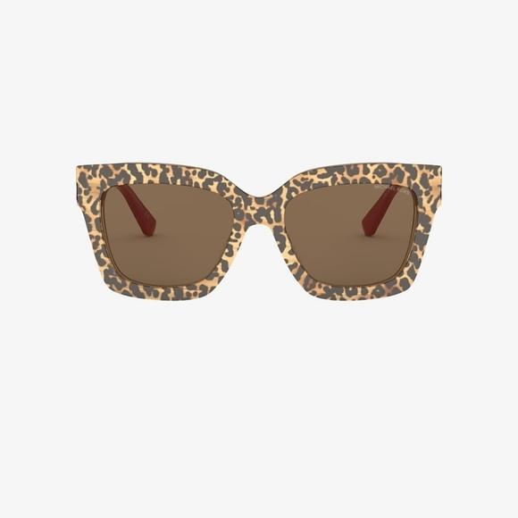 Michael Kors Sunglasses- Leopard Print